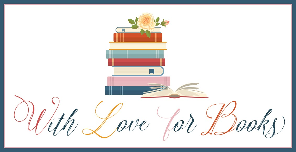 with love for books blog