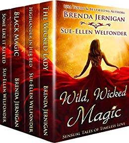 Wild, Wicked Magic