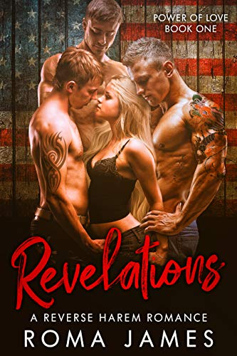 Revelations: A Reverse Harem Romance (Power of Love Book 1)