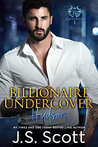 Billionaire Undercover: The Billionaire's Obsession – Hudson