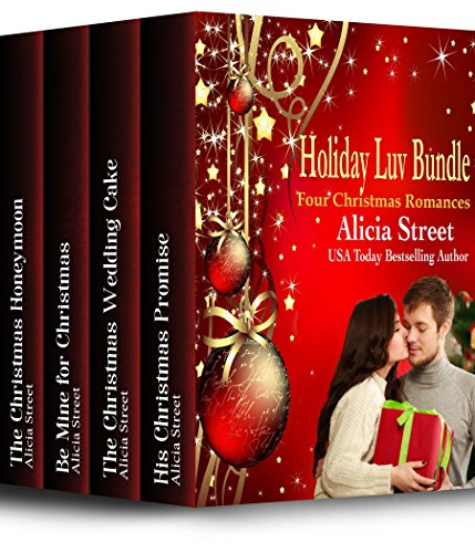 Free: Holiday Luv Bundle: Four Christmas Romances