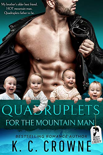 Quadruplets for the Mountain Man