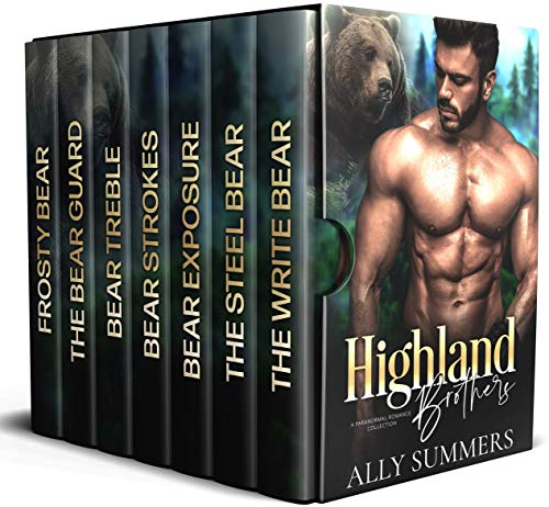 Highland Brothers Boxed Set