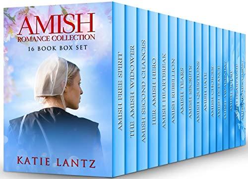 Amish Romance Collection: 16 Book Box Set