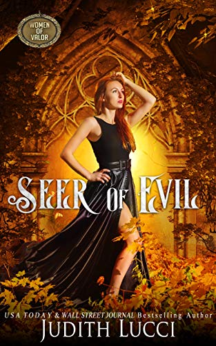 Seer of Evil: A Maura Robichard Action Adventure Psychological Thriller